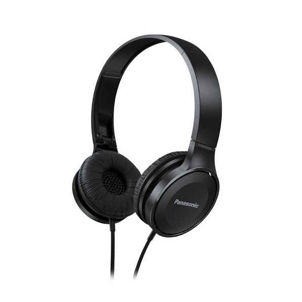 Headphones Panasonic RP-HF100E-K Black