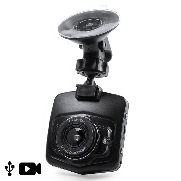 Sports Camera for the Car Full HD 1080 px HDMI Black 146137