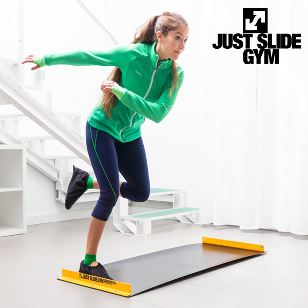Just Slide Gym Fitness Training Mat