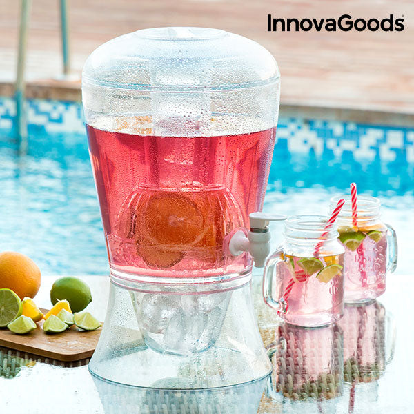 InnovaGoods Cooling Cocktail Dispenser