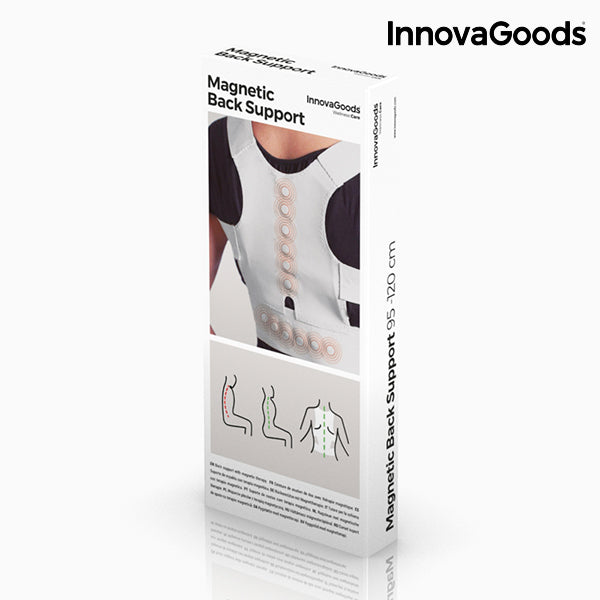 InnovaGoods Magnetic Back Support