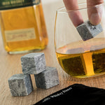 Cubes Set of Chilling Rocks for Drinks