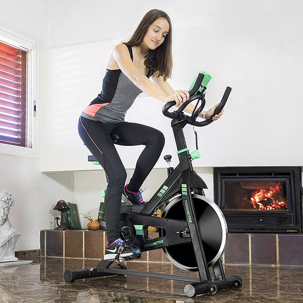 Cecofit Power Active 7018 Exercise Bike