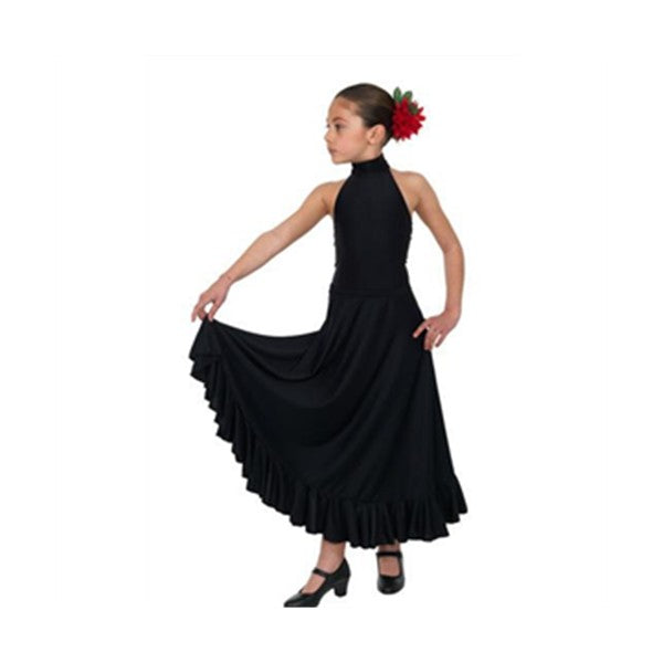 Flamenco Skirt for Women Happy Dance EF008M Cotton