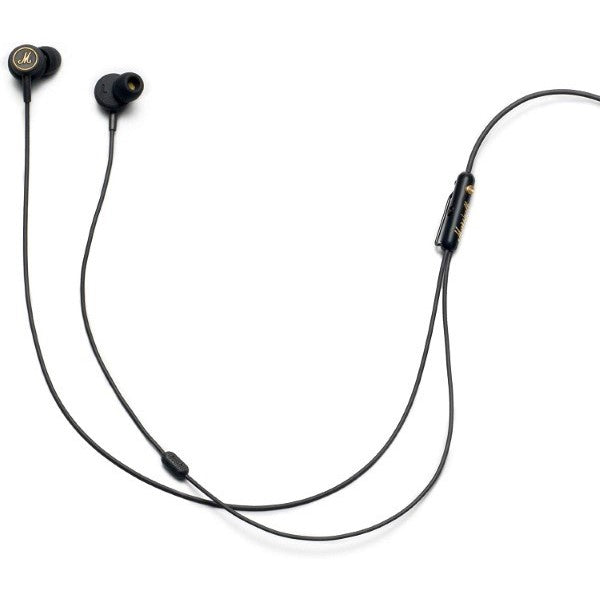 In ear headphones Marshall Mode EQ Black Golden (Refurbished A+)