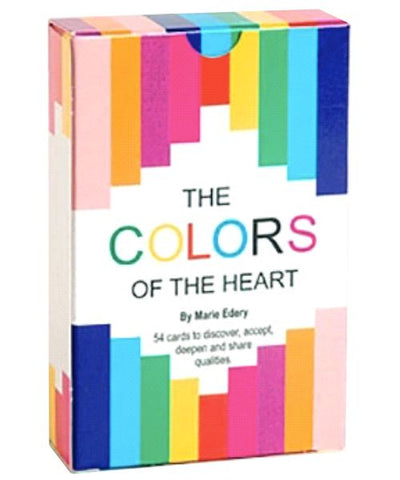 Colors of The Heart, la version anglaise de Couleurs du Cœur