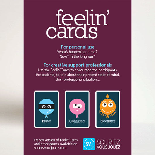 Feelin' Cards (Version Anglaise)