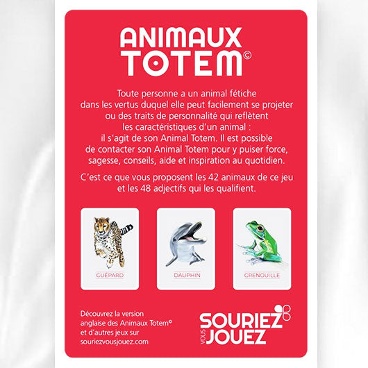 Animaux Totem