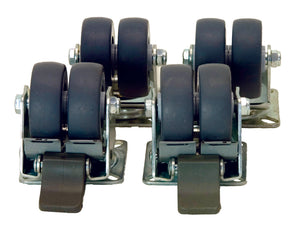 Set of 4 Rollers