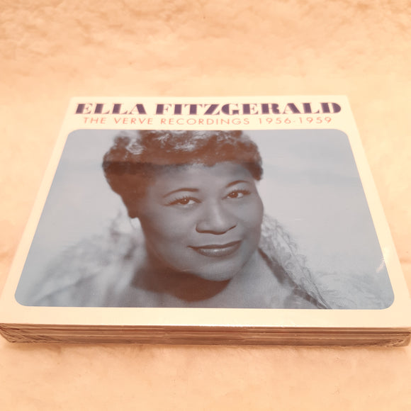 Fitzgerald, Ella - Verve Recordings 1956-59 - 3CD