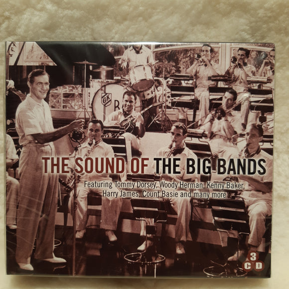 The Sound of the Big Bands - 3CD