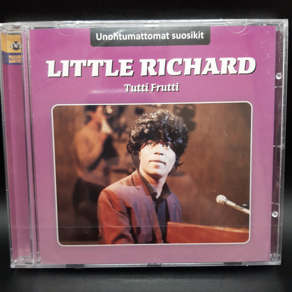Little Richard ‎– Tutti Frutti - CD