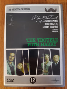 The Trouble With Harry - DVD