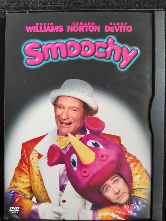 Smoochy DVD