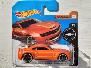Chevy Camaro 2013 Hot Wheels Special edition