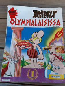 Asterix olympilaisissa