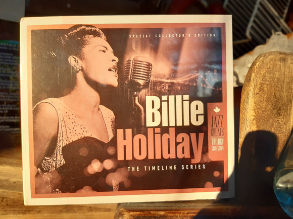 Billie Holiday - The timeline series - 3 CD