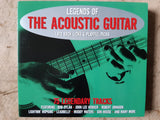 Legends of the Acoustic Guitar - 3 CD