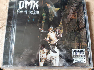 DMX - Year of the Dog...Again - CD