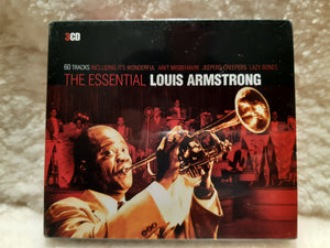 The Essential Louis Armstrong - 3 CD