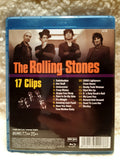 The Rolling Stones - 17 Clips - Blu-ray