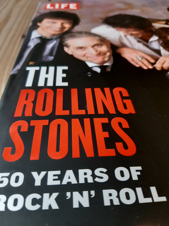 LIFE The Rolling Stones - 50 Years of Rock 'n' Roll