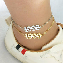 Load image into Gallery viewer, Memorable Years Number Necklace【Buy 1 Get 1 Free】