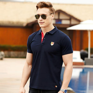 Men's fashion trend POLO shirt
