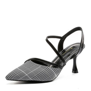Korean of fine heel shoes - onekfashion