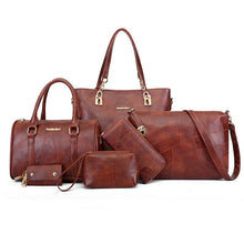 Load image into Gallery viewer, Imported American cowhide leather bag