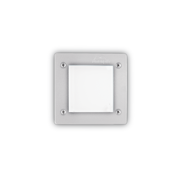 Leti Pt1 Square Applique Tecnico per Esterno IP66 - Ideal Lux