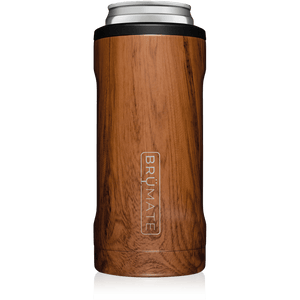 Brumate Hopsulator Slim Cooler | Walnut