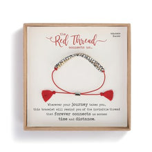 Load image into Gallery viewer, Red Thread Bracelet