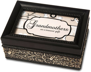 Grandmother Music Box