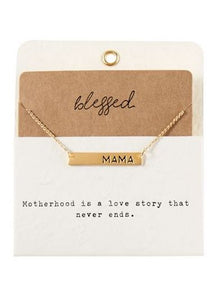 Mom Charm Necklaces