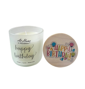Happy Birthday Soy Blend Candle