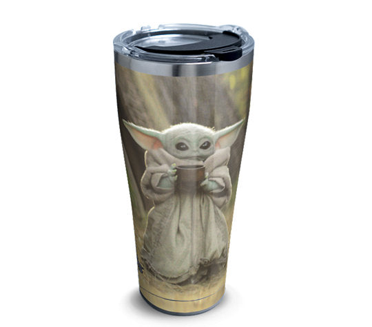 Mandalorian Sipping Child Stainless Steel Tervis