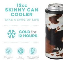 Load image into Gallery viewer, Swig Hayride Insulated Skinny Can Cooler