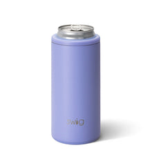 Load image into Gallery viewer, Hydrangea Skinny Can Cooler