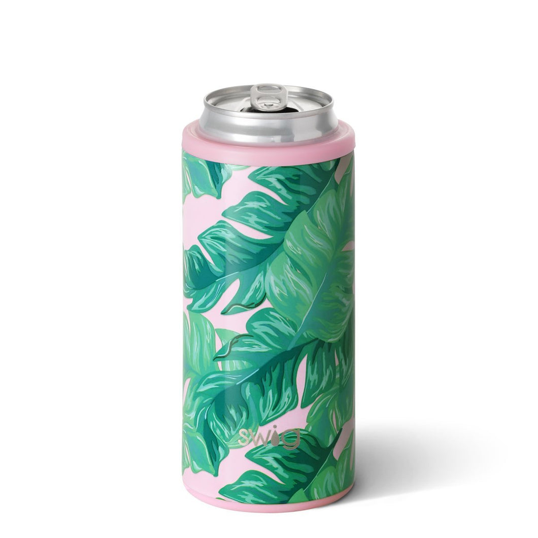 Swig Palm Springs Insulated Skinny Can Cooler