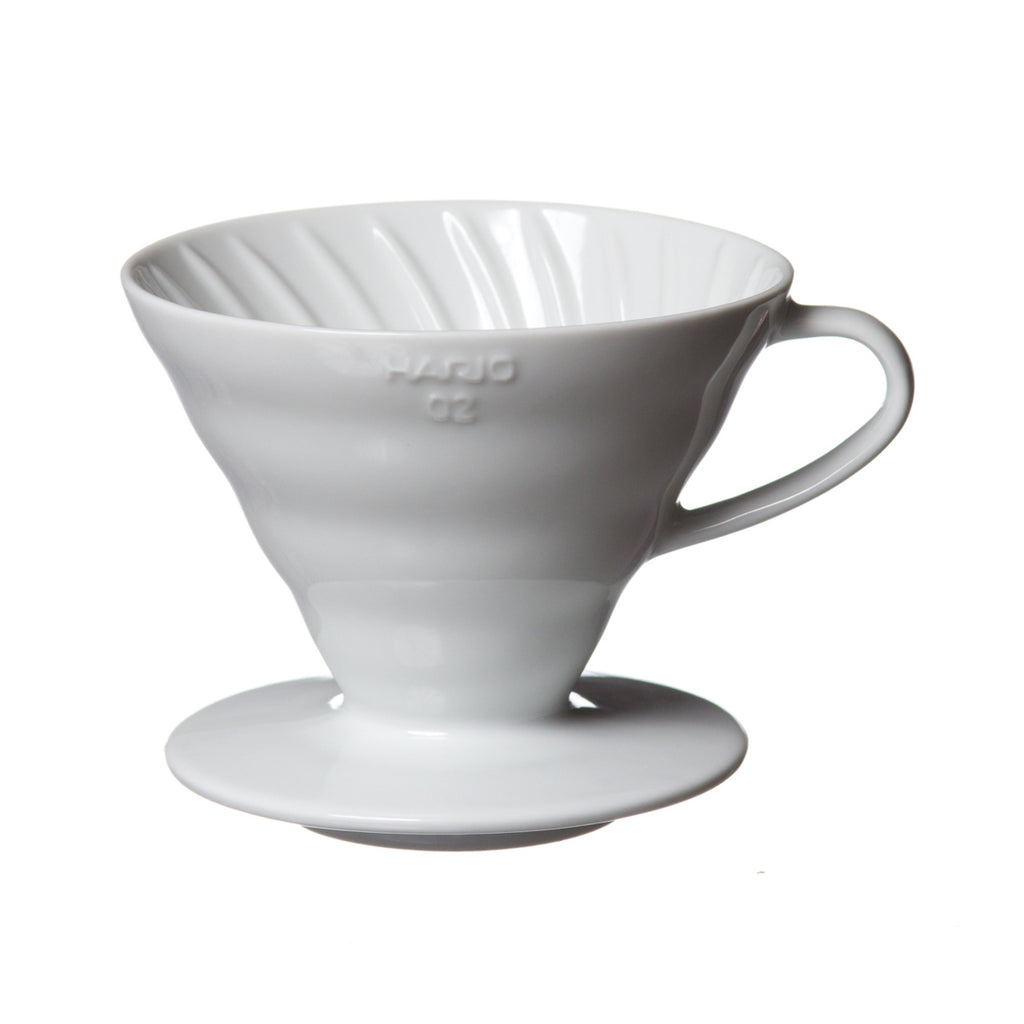 Hario V60 Ceramic Dripper 02 Wit