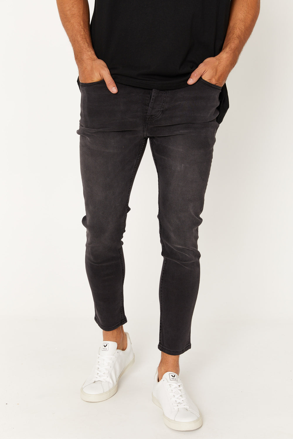 Nth Real Skinnys Wash Black