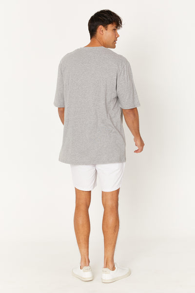 Levi Trunk Solid White