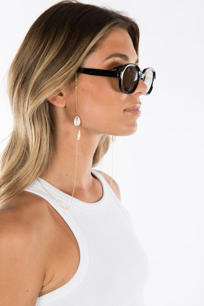 Shell Sunglass Chain