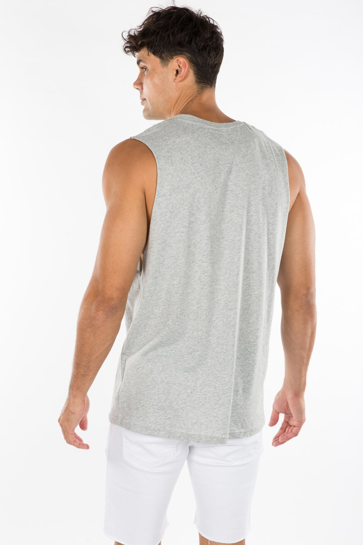NTH Soft Wash Tank Grey