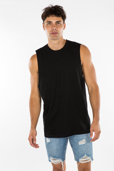 NTH Soft Wash Tank Black