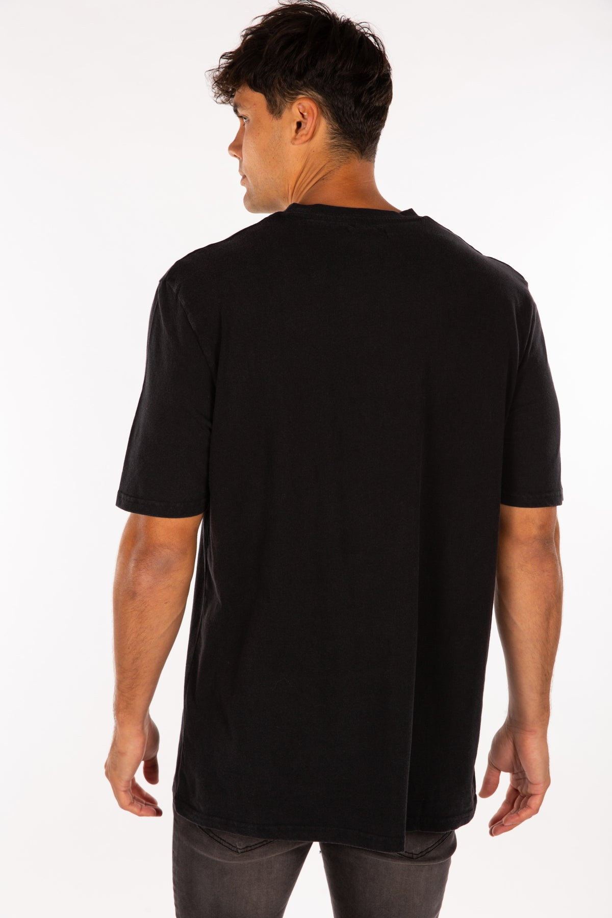 Washed Tee Taylor Black