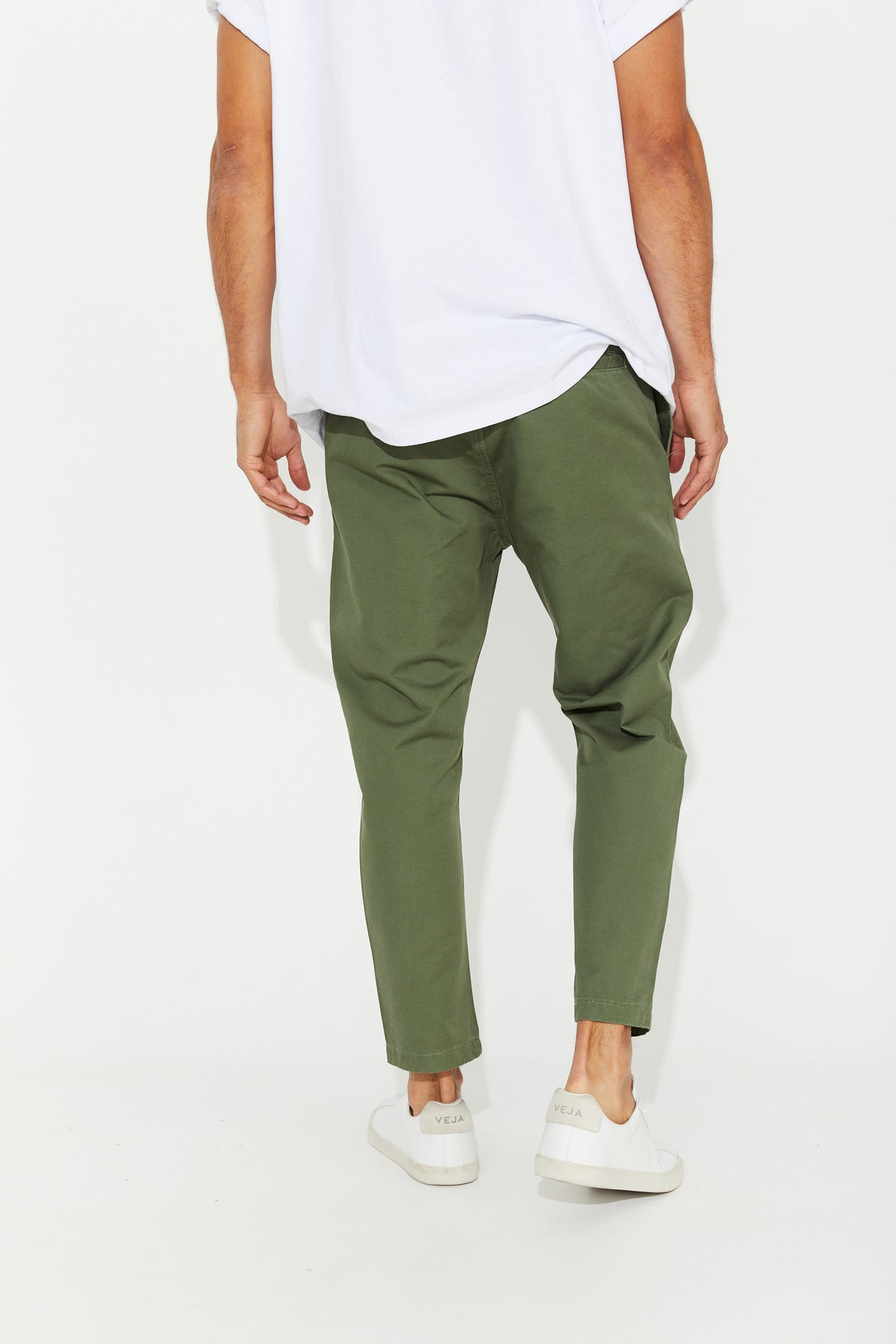 NTH Relaxed Jogger Army