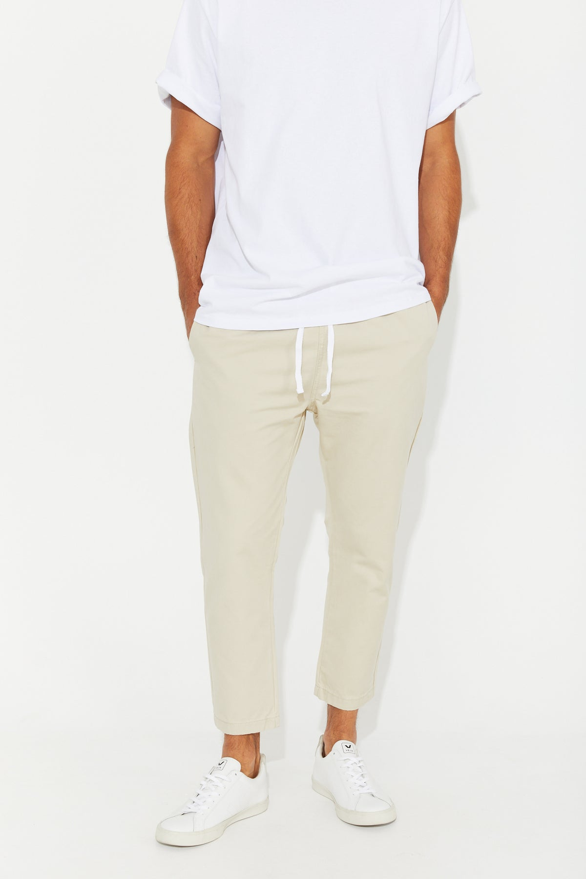 NTH Relaxed Jogger Light Stone