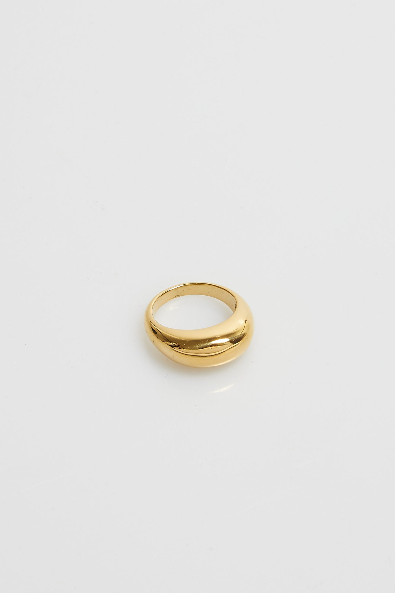 Paola Ring Gold Plated
